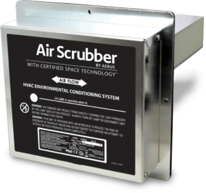 Air scrubber plus.